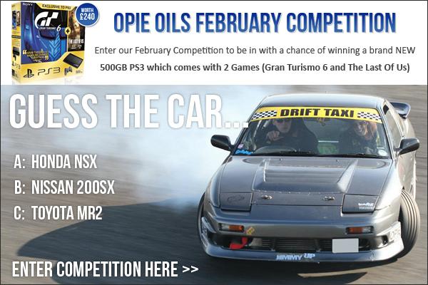 Opie Oils February Comp