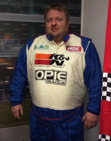 Simon Gough - Camaro Drag Racing Super Pro ET team