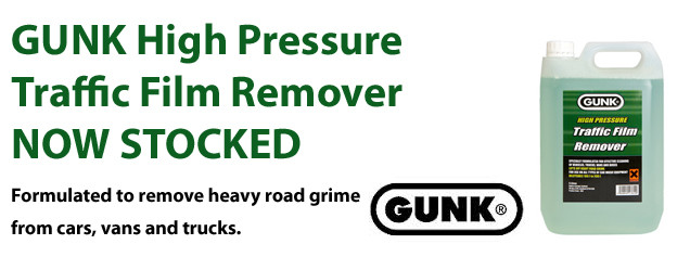 Gunk Traffic Film Remover