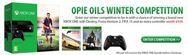 2014 Winter Prize bundle