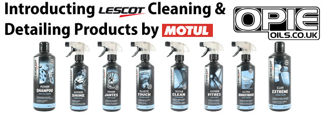 New to Opie Oils - Lescot by Motul