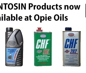 Pentosin now stocked at Opie Oils