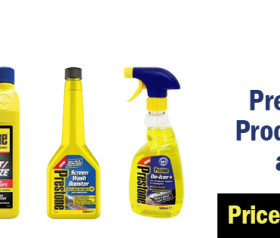 Prestone Winter Products