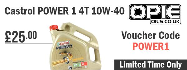 Castrol POWER 1 10w-40