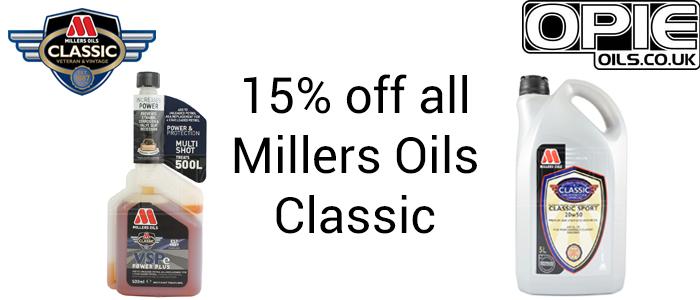 Millersoilsclassic