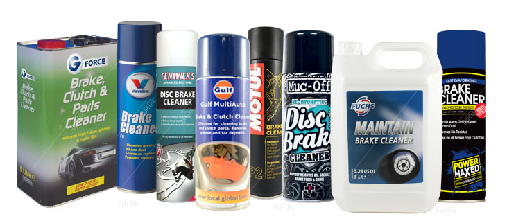 brakecleaners