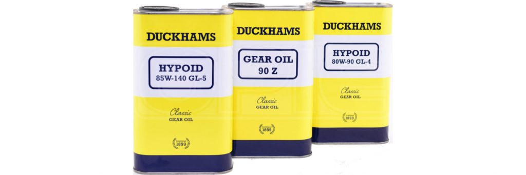 The Classic range of Gear Oils available from Opie Oils